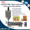 Halfautomatische Pneumatische het Vullen Machine voor Tomatensaus (G2WGD1000)