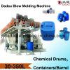 Plastikchemikalie Barrels Blasformen-Gerät