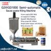 Máquina de rellenar neumática semiautomática para la espuma del baño (G2WGD1000)