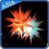 Aufblasbare LED-Stern-Ereignis-Dekoration/aufblasbarer Beleuchtung-Stern