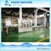 Flacon en verre plastique automatique des piles alcalines Aqua de l'eau la ligne de production de la machine