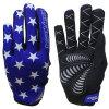 Синий OEM MTB перчатки велосипед перчатки внедорожного перчатки