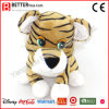 아기 아이를 위한 승진 선물 견면 벨벳 박제 동물 호랑이 연약한 장난감