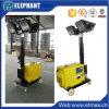 Générateur portatif mobile de diesel de tour légère de 9 mètres
