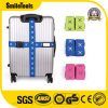 Courroie réglable lourde en gros de courroie de bagage avec le blocage de garantie