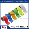 Selbstklebende reflektierende Sicherheitstriping-Band-Aufkleber-Rolle (C3500-OX)