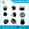 Demper van de Trilling van Diameter 30-25 van de Trilling van de cilinder de Rubber Vochtigere Schokbestendige