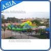 Giant parco giochi gonfiabile per attività di divertimento acqua
