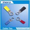 행위 전기를 위한 RV 반지 유형 파란 격리된 주석에 의하여 도금되는 단말기