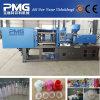 高性能の帽子およびプレフォームのためのプラスチック射出成形機械