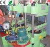 Machine en caoutchouc, machine de traitement en caoutchouc, presse à vulcaniser en plaques