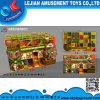 Attraktives Spielplatz-umweltsmäßiggerät für Innen (T1602-1A)