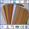 Comitato composito di alluminio di legno