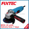 Fixtec электроинструмент электрический переносной 710W 100 мм угловая шлифовальная машинка шлифовальный станок
