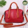 Género de lujo de moda de las mujeres de la calidad y señora material Handbag Emg5041 del cuero genuino del cuero genuino