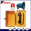 O telefone Emergency Knsp-03 IP66 do telefone do SOS Waterproof o telefone