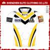 Fashionable Quick Dry se sublima Personalizado Rugby Jersey (ELTRJI-19)