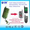 Steelmate車の警報システムの遠隔送信機8006