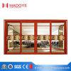 Porte coulissante en aluminium en verre de qualité et de prix raisonnables