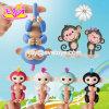 Новые популярные интерактивные электронные малыша Fingerlings Pet Monkey для продажи W01A302