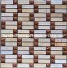 Steinmischungs-Glasmosaik-Fliese (HGM267)