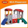 Bambini Piccola plastica Play House con scivolo