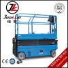 高品質230kgは空気作業プラットホームを切る