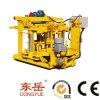 レンガ・プレス機械|移動式煉瓦作成機械|機械Qt40-3A (DONGYUEのブランド)を作る振動させたブロック