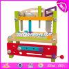 Новые дети строя стенд инструмента игрушки игры деревянный для DIY W03D085