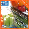 Película plástica rígida del animal doméstico de la hoja de APET para las bandejas de las cubiertas