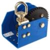 Kabel/Strap Optional, Single oder Split, Wurm-Gear Winch (H-1500)