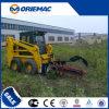 中国の熱い販売の小さいスキッドの雄牛のローダーJc65