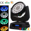 Супер Brightness 24X15W RGBWA 5in1 СИД Wash Zoom Moving Head