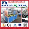Utiliser la ligne de production du tuyau de HDPE de machine d'Extrusion