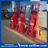 Soem-Fabrik Hydac hohe Leistungsfähigkeits-Filter-Karre Ofu Serie