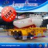 반 3개의 차축 판매를 위한 대량 시멘트 수송 트레일러