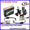 HID Xenon Lamp Halogen Light H4 6000k