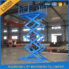 Piattaforma idraulica dell'elevatore dell'elevatore del carico del magazzino