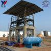 Используемая машина вакуумной перегонки масла двигателя (YH-EO-150L)