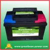 BACCANO Standard Sealed Maintenance Free Car Battery di 55430-Mf 12V54ah