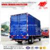 Fabriek die Lichte Plicht Geïsoleerdei Dry Cargo Van Truck verkopen