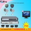 Videocamera di sicurezza per la vostra sicurezza domestica (FQ04M10-101J (206))