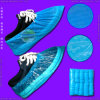 Overshoes plásticos descartáveis