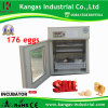 Certification CE petit oeuf de caille automatique incubateur avec 442 oeufs de caille (KP-4)