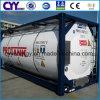 Zuurstof van de van Certificatie asme van de Norm van ISO van Cyy Container van de Tank van de Kooldioxide Imo7/T75 van het Argon van de Stikstof van de Hoge druk de Cryogene Vloeibare