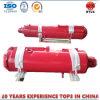 Doppelter verantwortlicher teleskopischer Hydrozylinder/Support/Spalte für Kohlenmaschinerie