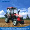 Los mejores tractores de cultivo de la energía media 50HP 4WD del tractor agrícola del precio