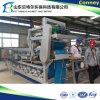 L'assèchement de la courroie de la machine filtre presse (RBYL)