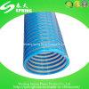l'helice spiralée a ridé le boyau clair d'aspiration de PVC/boyau renforcé de la distribution de vide de PVC pour l'eau
