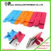 Portatarjetas de múltiples funciones colorido del silicón para el teléfono móvil (EP-C8263.82933)
